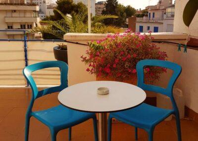 Terrace Room_sunny